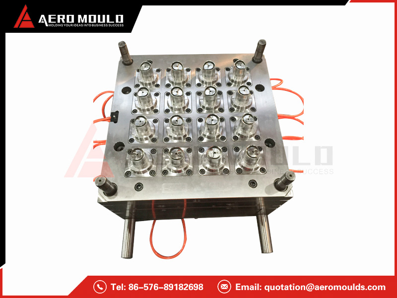 Aerosol cap moulds supplier