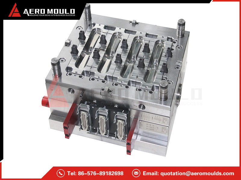 Two-shot mold