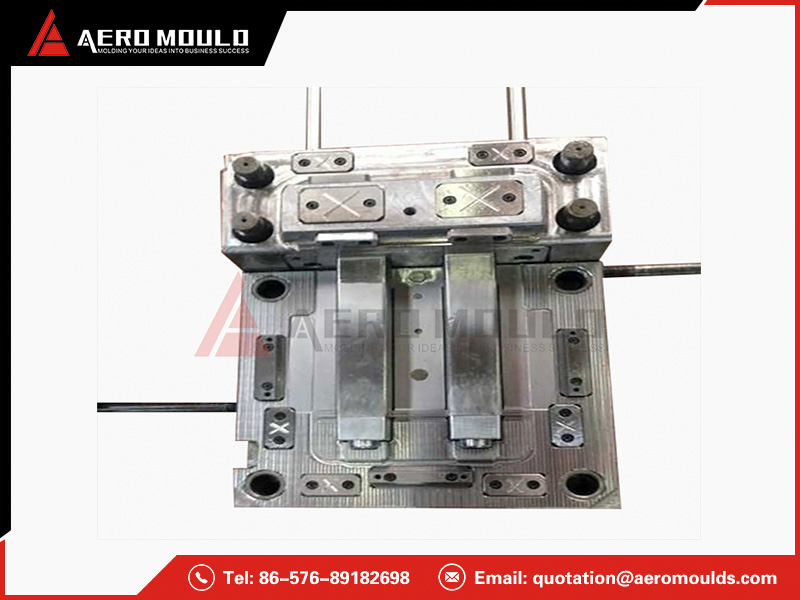 Plastic moulds factory