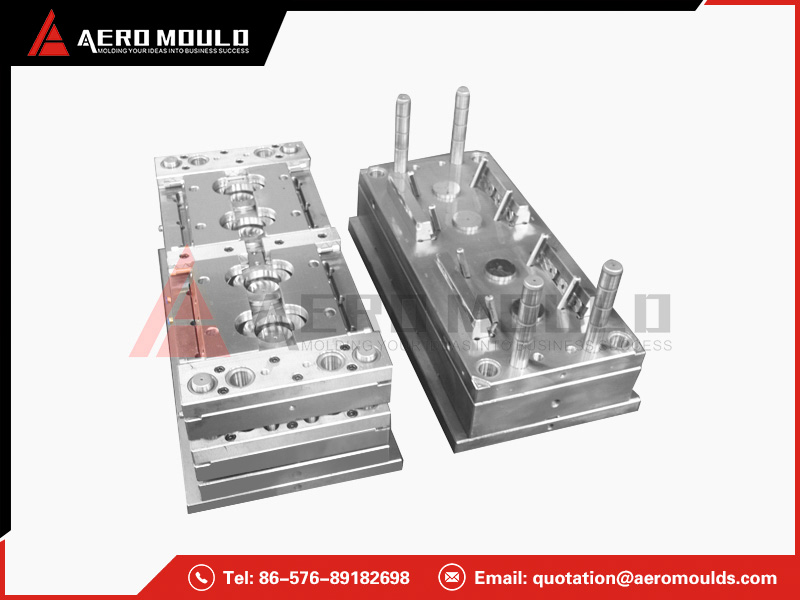 Shaker cap moulds manufacturer