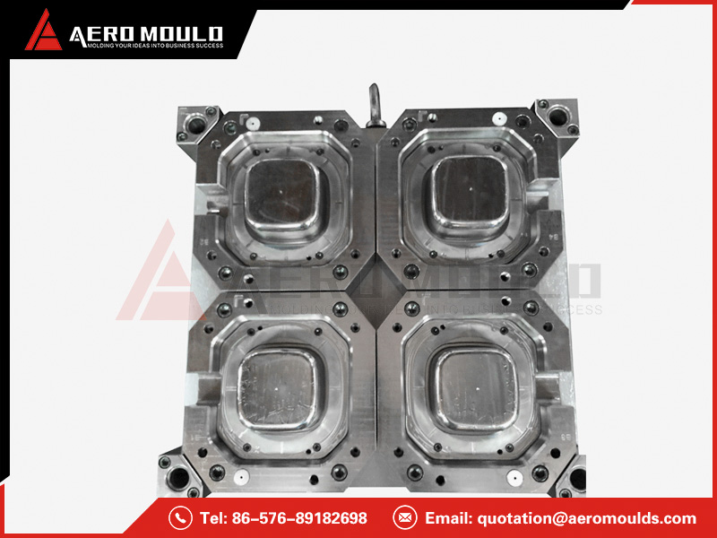 Food packaging mould