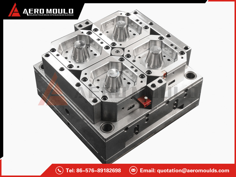 Disposable mousse cup mould