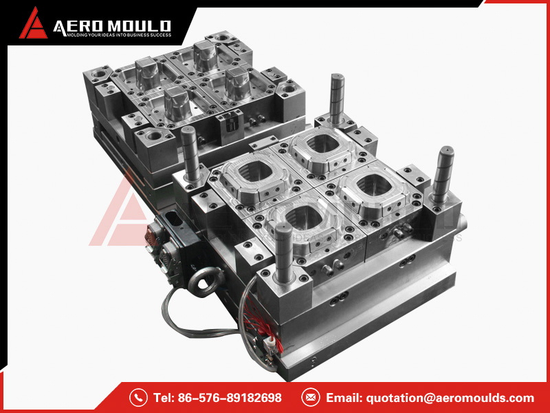 Thin wall mould maker