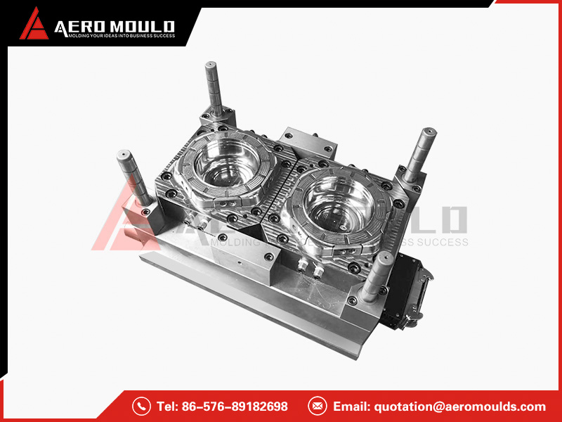 Thin wall container mould maker