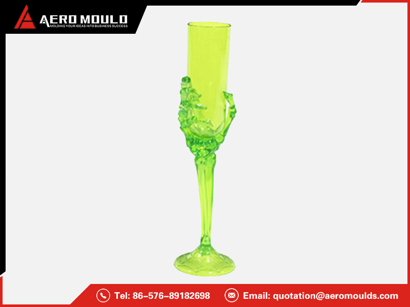 Champange glass mould