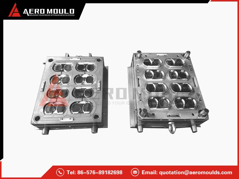 Spice container mould