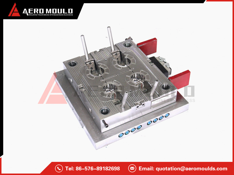 China aerosol cap mould maker