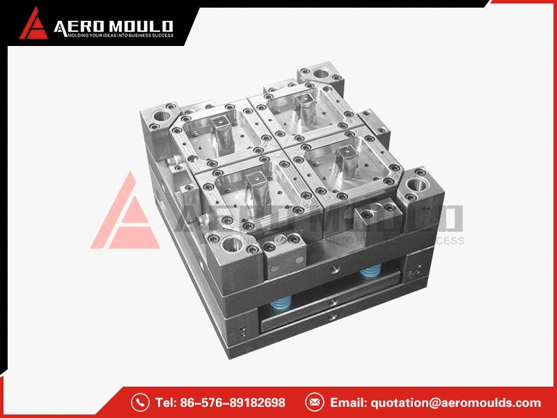 Thin wall dessert cup mould