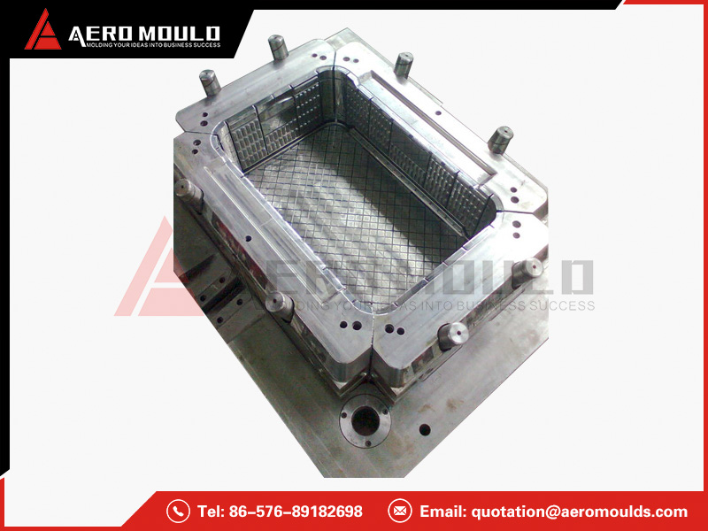 Crate mold maker
