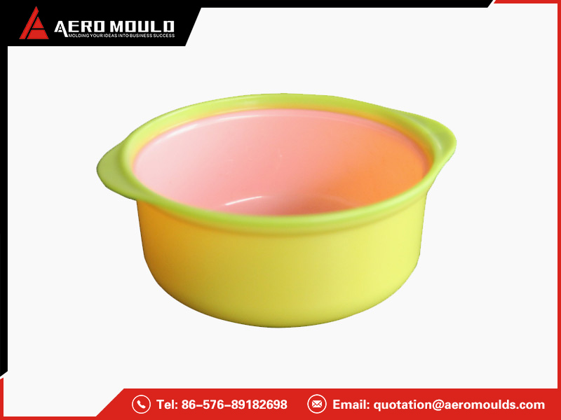 Two shot mold